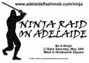 Ninja Raid Poster